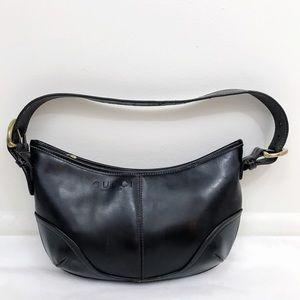 Vintage Gucci • Patent Leather Hobo Shoulder Bag